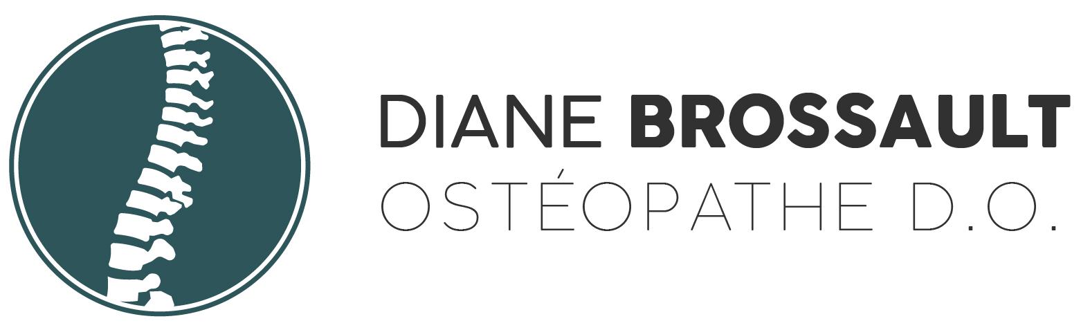 Diane Brossault Ostéopathe